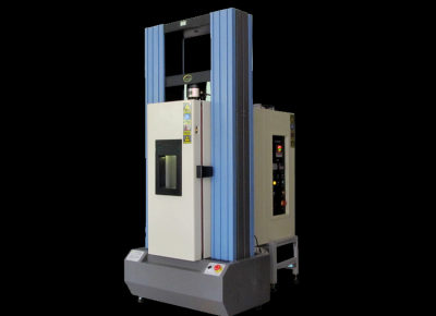 High and low temperature tensile machine