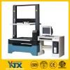 Corrugated box resist compression test machine