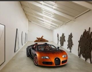 布加迪发布威航Grand Sport Venet特别版 仅此一台 (12)