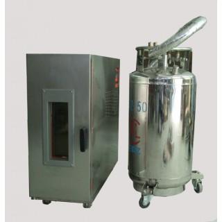 试验机配套高低温试验箱(液氮制冷)