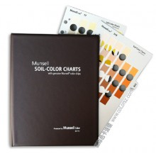 蒙赛尔土壤色彩图表(耐洗型)MUNSELL-11