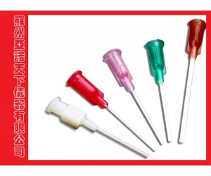 PP挠性针头系列