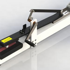 手动式摩擦色牢度试验机 干湿摩擦仪 手动摩擦脱色