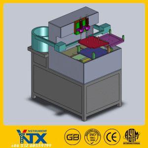 桌面型机械手式全自动送锁螺丝机