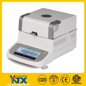 FMA120快速水份测定仪-卤素水分测定仪