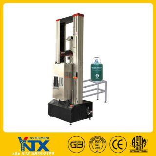 HLTM100CS-F液氮制冷高低温拉力机