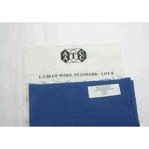 AATCC蓝羊毛织物L2 耐光牢标准织物 AATCC-L2蓝色羊毛布SDC蓝羊毛