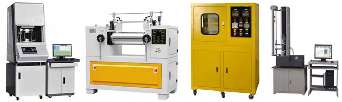 橡胶材料试验机系列