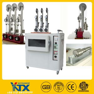WHD电线加热变形试验机