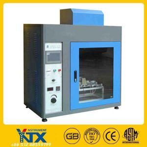 CRS-GWT-T触摸屏控制灼热丝试验仪-灼热丝试验机