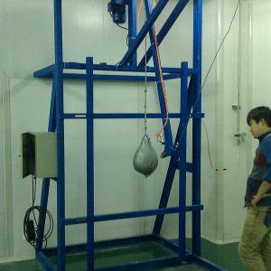 电梯玻璃门摆锤冲击试验机
