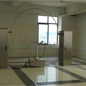 防水测试设备客户现场
